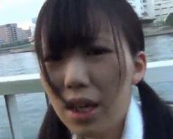 【JKの潮ふき・オナニー動画】パンツ入れローターで感じまくるJK達-8:00
