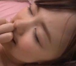 お姉さんの無料百合H動画。☆嫌がるお口にマンコを擦り付けられる○×△□素人お姉さん 8:00